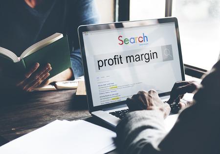 ratio: Profit Margin Payments Budget Accounting Ratio Concept