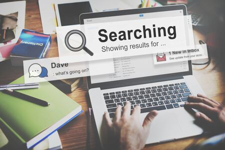 discover: Search Searching Exploration Discover Inspect Finding Concept