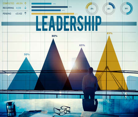 authority: Leader Leadership Authority Chief Coach Concept