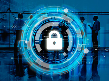 security safety: Business Corporate Protection Safety Security Concept