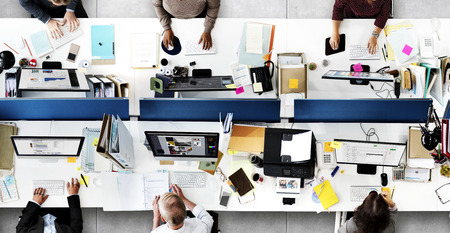 professional occupation: Office Professional Occupation Business Corporate Concept Stock Photo