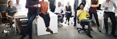 togetherness: Collaboration Communication Togetherness Work Concept