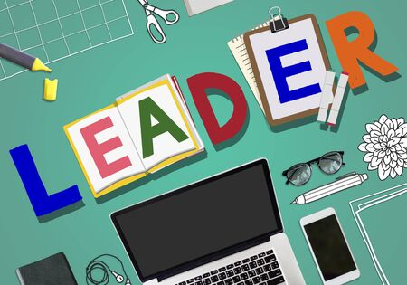 authority: Leader Leadership Skill Authority Influence Concept
