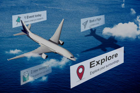 travel destination: Explore Exploring Experience Travel Adventure Concept