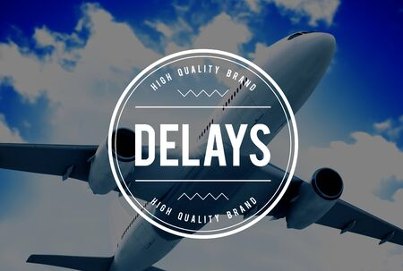 interruption: Delays Interruption Late Postponed Suspend Concept