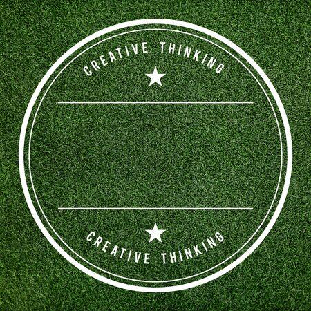 green eco: Texture Dark Green Grass Surface Closeup Wallpaper Concept Stock Photo