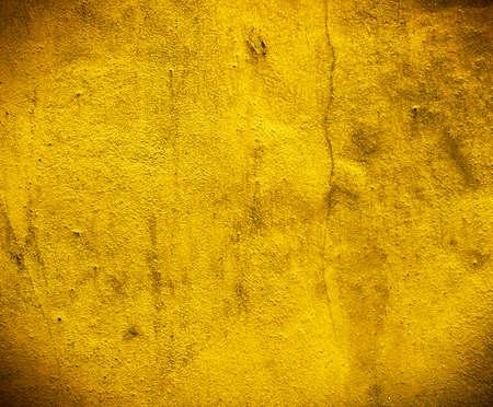 built: Gold Concrete Wall Textured Backgrounds Built Structure Concept
