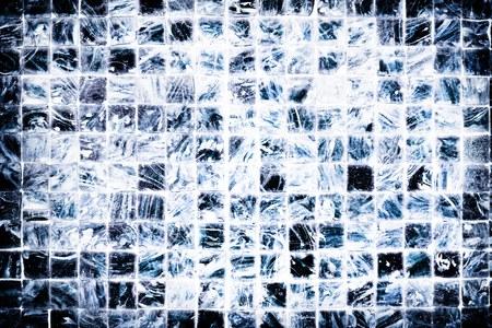 ceramic tile: Ceramic Tile Wall Scratched Background Texture Concept