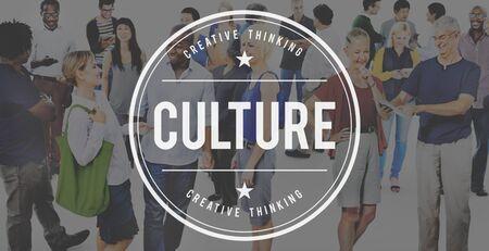 ethnicity: Culture Customs Belief Ethnicity Concept