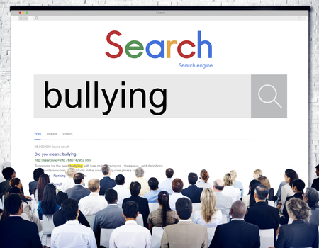 oppression: Bullying Force Totment Tyrannise Scare Oppression Concept