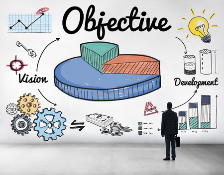 aim: Objective Target Aspirations Aim Purpose Concept
