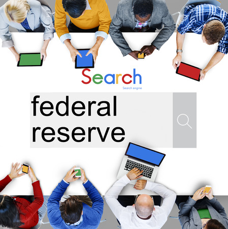 federal reserve: Federal Reserve Currency Economy Financial Concept
