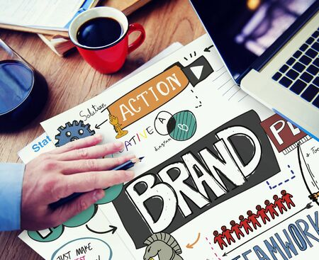 product brand: Brand Trademark Advertising Marketing Product Concept