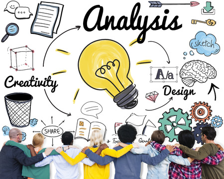 huddle: Analysis Analytics Study Research Information Concept