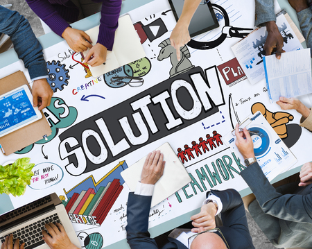 Business planning with solution concept