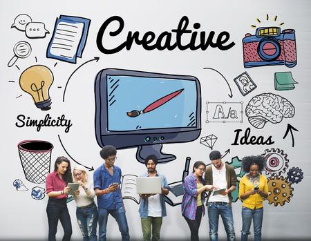 inspiration: Creative Ideas Design Imagination Inspiration Style Concept