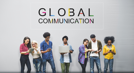 connection: Global Communication Connection Conversation Concept
