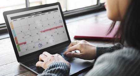 Digitaal apparaat verbinding vrijetijdsbesteding internetconcept Stockfoto