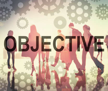 aim: Objective Aim Achievement Direction Motivation Target Concept