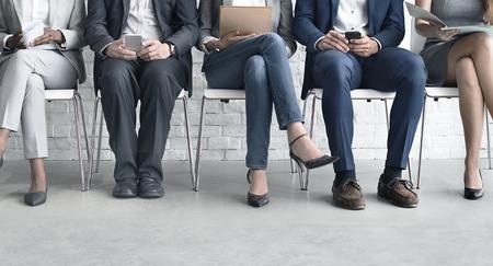 Entrevista Recursos Humanos Concepto Trabajo Reclutamiento