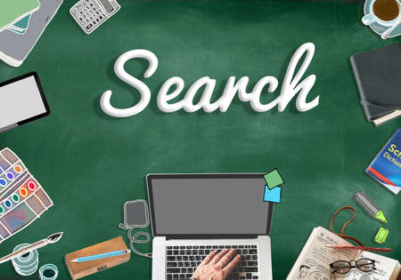 discover: Search Searching Seeking Connection Discover Concept