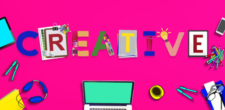 imagination: Creative Ideas Design Imagination Inspiration Style Concept