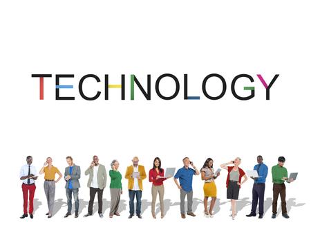 Technology Innovation Evolution Tech innovatief concept
