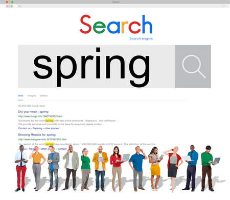 the freshness: Spring Summer Seasonal Freshness Nature Concept