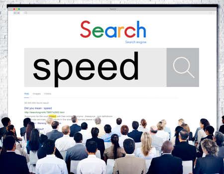 rapidity: Speed Rush Rapidity Velocity Momentum Concept
