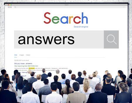 Risposta reazione di risposta Rispondi concetto di soluzione