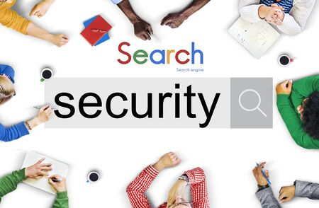to privacy: Security Privacy Protection Surveillance Safety Concept