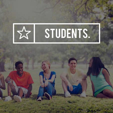 recruit: Students Education Novice Recruit Studying Trainee Concept