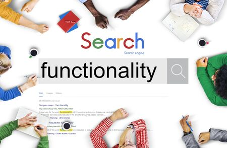 suitable: Functionality Practical Purpose Suitable Technology Concept