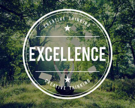 excellent: Excellence Excellent Expert Expertise Ability Smart Concept