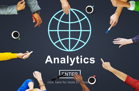 to analyze: Analytics Analyze Data Analysis Informaion Research Concept