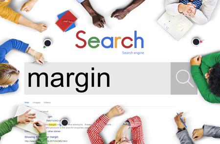 margen: Margen Cuenta de Utilidad sitio lim�trofe Concepto Per�metro