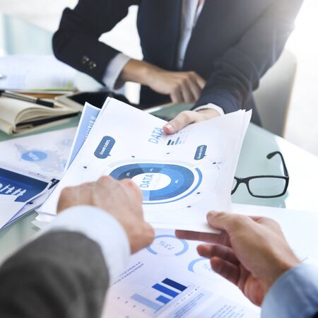 Análisis de datos Estrategia Planificación Oficina Concepto de negocio