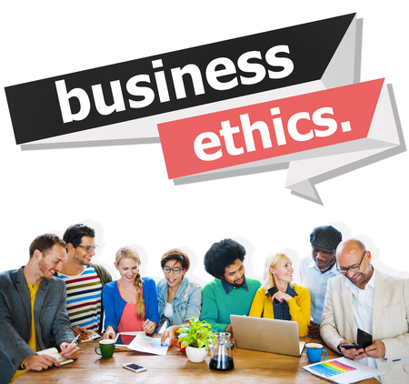 integrity: Business Ethics Integrity Honesty Trust Concept
