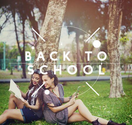 enrollment: Back To School Learning Education Enrollment Concept Stock Photo