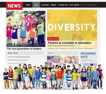 variation: Diversity Variation Society Assortment Different Concept