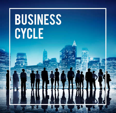 perdidas y ganancias: Concepto de �xito del ciclo de negocios recesi�n del crecimiento de P�rdida y Ganancia