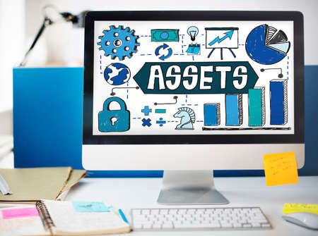 Assets Finance Money Budget Capital Concept