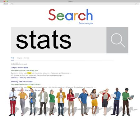 statistician: Stats Statistics Analysis Research Economic Financial Concept