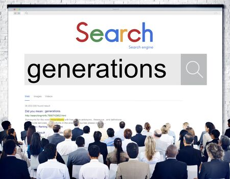 generation x: Global Search Website Browser Optimization Concept