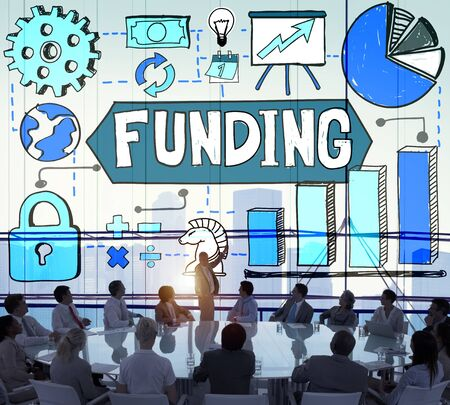 Funding Fundrising Invest Donate Budget Concept