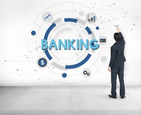 account executive: Banking Finance Currency Money Economy Management Concept