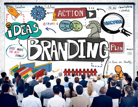 trademark: Branding Trademark Advertising Marketing Product Concept