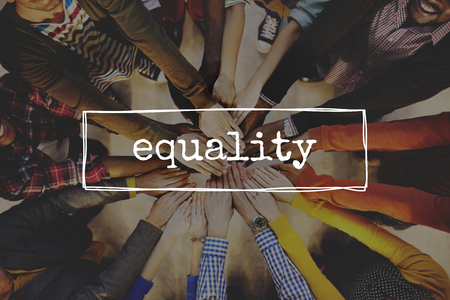 fairness: Equality Fairness Equal Justice Rights Concept