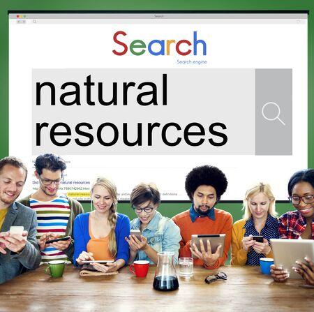 recursos naturales: Concepto de Recursos Naturales, Conservaci�n del ambiente