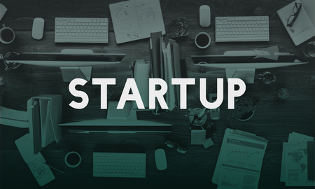 messy: Start up New Business Vision Mission Concept